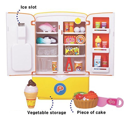 PORORO Refrigerator Baby Toy with ice Slot by PORORO (Image #1)