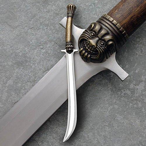 Conan the Barbarian Valeria's Sword Letter Opener EST 884022
