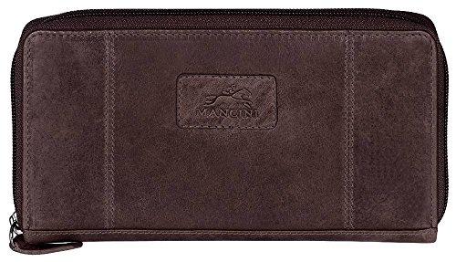 - Mancini Leather Goods Casablanca Collection: Ladies' Medium RFID Clutch Wallet