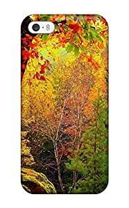 Crystle Marion's Shop Design High Quality Autumn Cover Case With Excellent Style For Iphone 5/5s