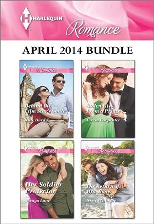 book cover of Harlequin Romance April 2014 Bundle
