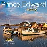 Prince Edward Island 2020 7 x 7 Inch Monthly Mini Wall Calendar, Canadian Regional Travel Canada
