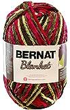 Bernat Blanket Yarn, 10.5 Ounce, Raspberry Trifle