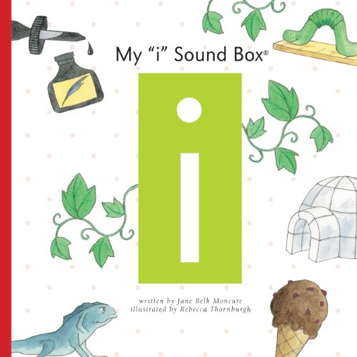 (My 'i' Sound Box (Sound Box Books))