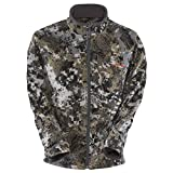 Sitka Youth Stratus Jacket, Optifade Elevated II, Youth Large