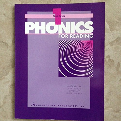 Phonics for Reading: First Level