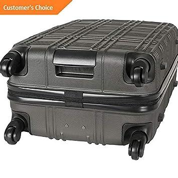 Amazon.com: Sandover Ben Sherman gage Nottingham 3 Piece Hardside Spinner gage Set NEW | Model LGGG - 2151 |