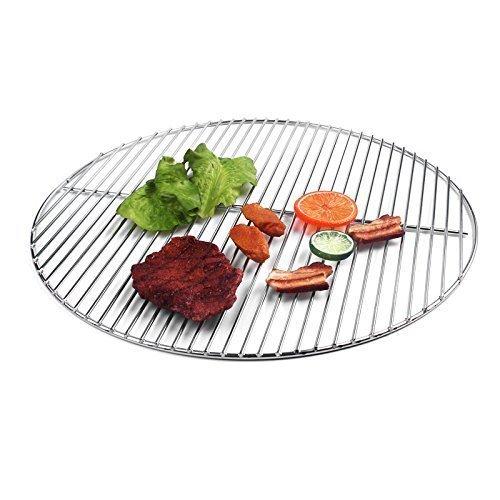 54,5/cm rond anneau 6/mm ext/érieur Acier inoxydable /& 4/mm Coussin Baguettes Grille Barbecue boule /également Weber 57