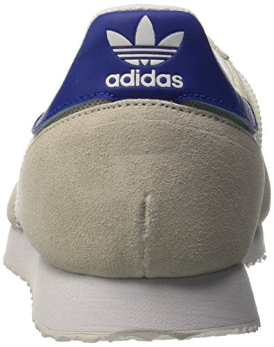 Adulte collegiate nement White ftwr off Course Racer Zx Entra Royal De Mixte Adidas Blanc White HC0qO