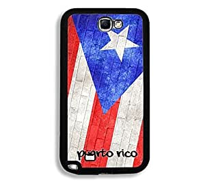 Shawnex Springink Puerto Rica Rican Flag Bandera Thinshell Case Protective Note 2 Case