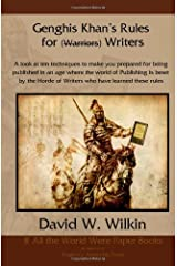 Genghis Khan's Rules for (Warriors) Writers Paperback