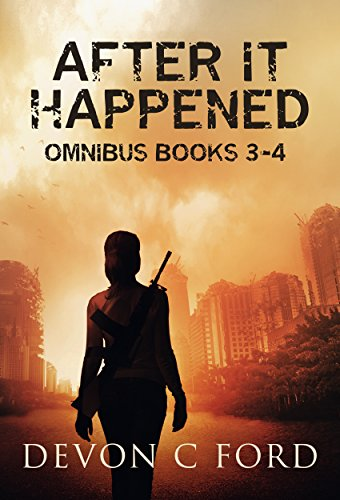 After it Happened Omnibus - Parts 3 and 4 (English Edition)