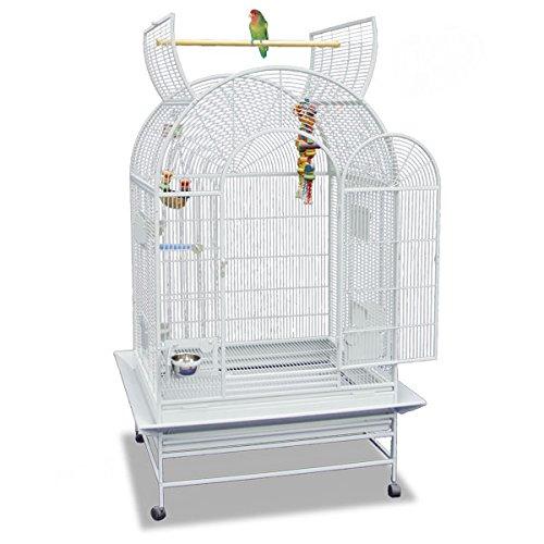 Montana Cages | Vogelkäfig, Sittichkäfig, Käfig für Finken, Kanarien und Sittiche Miami - Platinum Voliere der Spitzenklasse!