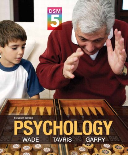 Psychology with DSM5 Update, Books a la Carte Edition Plus MyPsychLab with Pearson eText (11th Edition)