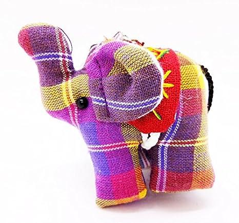 Amazon.com: Llavero elefante Scott V.8 Charm con diseño de ...