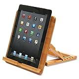 BAU10426 - Baumgartens Qi Bamboo iPad Stand