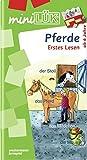 miniLÜK / Schuleingangsphase: miniLÜK: Pferde Erstes Lesen: Elementares Lernen für Kinder ab 6 Jahren