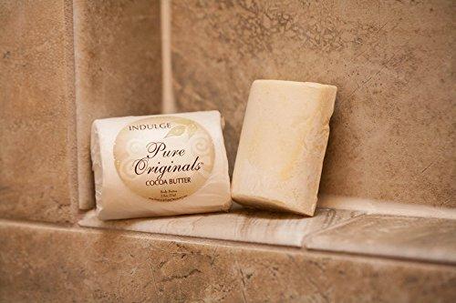 Indulge Pure Originals Cocoa Butter Body Butter Gold Bar 2.6