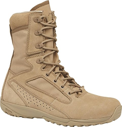 Tactical Research Belleville 111 Mini-Mil Transition Athletic Tan Boot