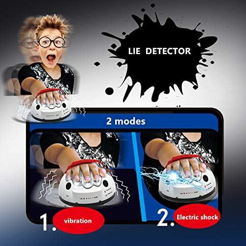 BRXY Detector de mentiras para Juegos de polígrafo