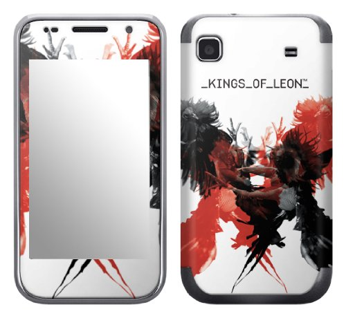 Zing Revolution MS-KOL30275 Kings of Leon - Only By the Night (US) Cell Phone Cover Skin for Samsung Galaxy S 4G (SGH-T959V)