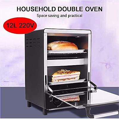 HIGHKAS 12L Mini Oven es una Deliciosa máquina para Hacer ...