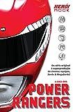 capa de Herói Mook. A Saga dos Power Rangers
