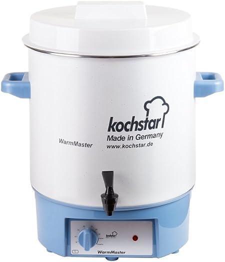 Kochstar 2059633 St/érilisateur /éleqtrique avec chante-pleure 35 cm Gris
