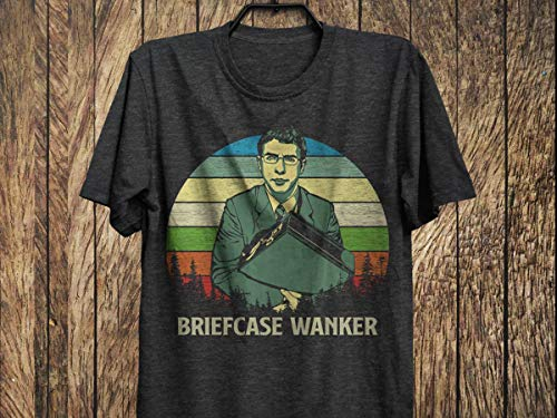 Will McKenzie The Briefcase Wanker T-Shirt Sweatshirt Long Sleeve Hoodie