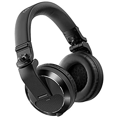 Pioneer PROFESSIONAL DJ HEADPHONES HDJ-X7-K (BLACK)【Japan Domestic genuine products】