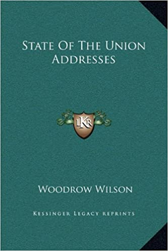 Book State of the Union Addresses