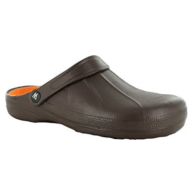 Mens New Coolers Wetlands Garden Beach Yard Mule EVA Clogs Shoe Sizes UK 7   12 Amazoncouk Shoes  Bags