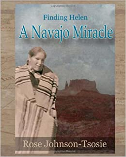 Book Finding Helen - A Navajo Miracle