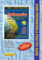 Mathematics for the International Student IB Diploma: Exam Preparation and Guide for Maths HL Core