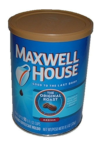 MAXWELL HOUSE COFFEE diversion can safe by Big Rodney Sales