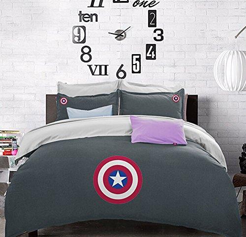 captain america comforter full - 9