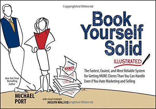 Book Yourself Solid Illustrated Marketing product image