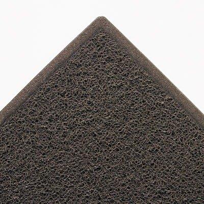 3M 34840 Dirt Stop Scraper Mat, Polypropylene, 48 x 72, Chestnut Brown
