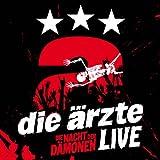Die Ärzte: Live - Die Nacht der Dämonen (3 CDs) (Audio CD)