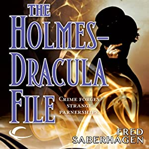 The Holmes-Dracula File Audiobook
