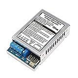 DROK DC-DC 80W Auto Boost Buck Voltage Regulator Stabilizer 5A 3.3V-30V to 0.5V-33V LED Display Volt Stabilizer Transformer Adjustable Output