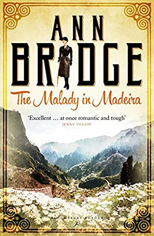 book cover of The Malady in Madeira