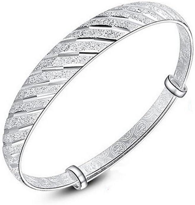 fablcrew Silber Armband Armreif Fashion Meteor Dusche Hand Kette f/ür Frauen M/ädchen Schmuck Geschenk
