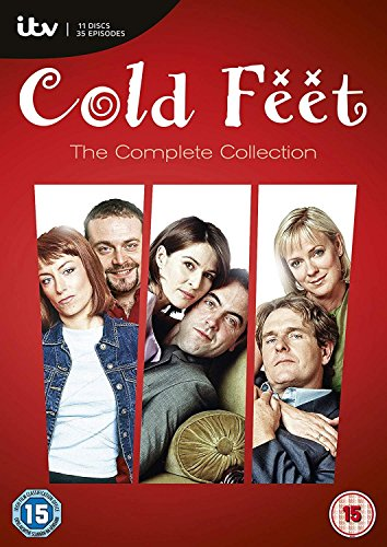 Cold Feet: The Complete Collection [Region 2]