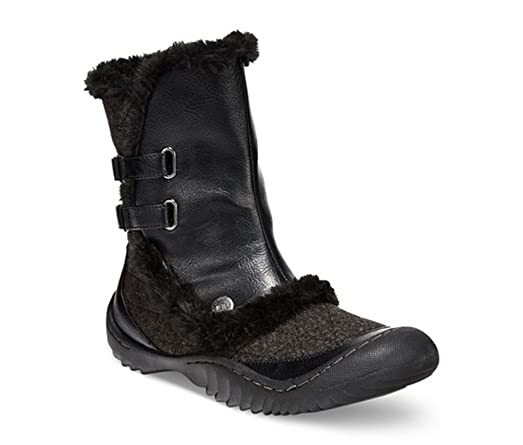 JBU by Jambu Iceburg Women US 9 Black Winter Boot
