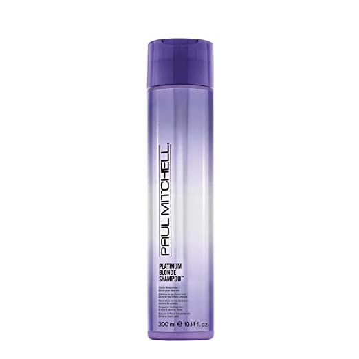 Paul Mitchell Platinum Blonde Shampoo, 10.14 Fl Oz best purple shampoo