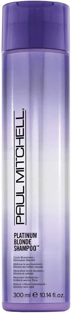 Paul Mitchell Platinum Blonde Shampoo for Unisex, 10.14 oz, 304.2 milliliters