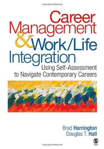 Career Management+Work Life Integration