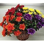 Skyseen-5PCS-Artificial-Azalea-Flower-Fake-Rhododendron-Simsii-for-Home-DecorationRose