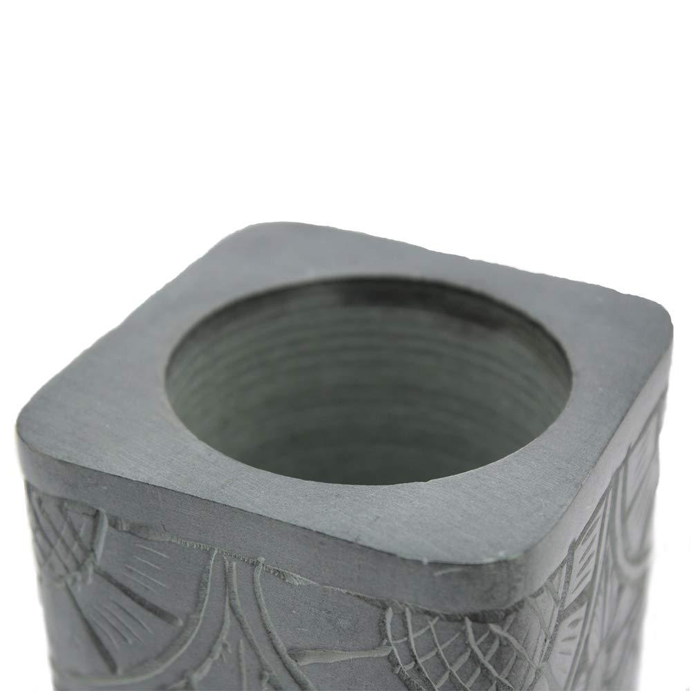 Jodhpuri 96441 Toothbrush-Holders Grey